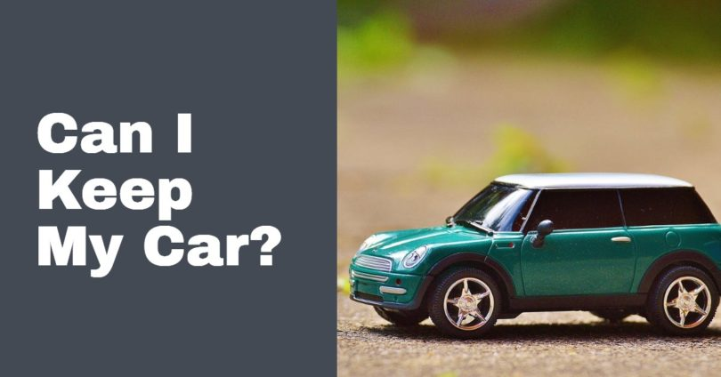 If I File Bankruptcy, Can I Keep My Car?